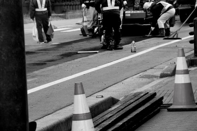 コンクリート舗装用機械