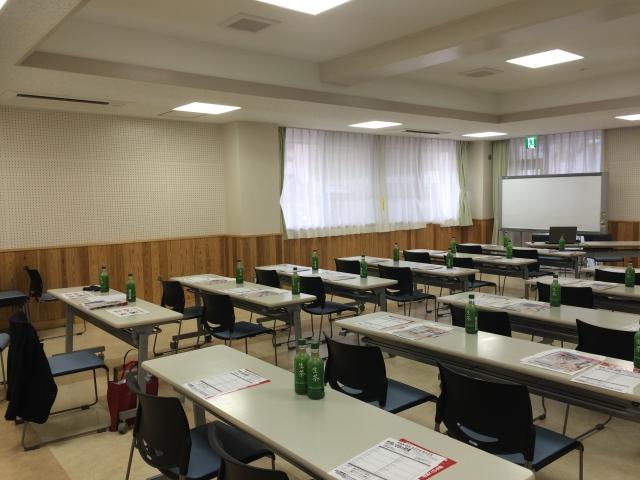 一級土木施工管理技士試験会場のイメージ