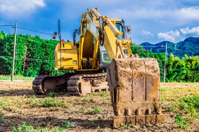 掘削工事の注意点